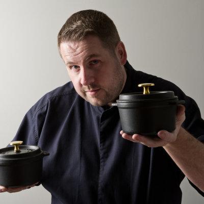Portrait de Guy Queroix, le chef engagé de la Cuisine du Cloître